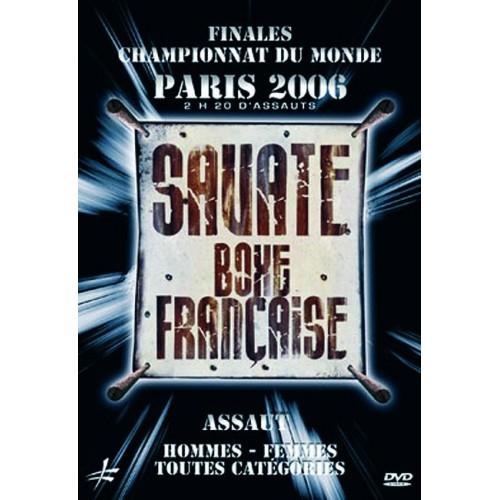 DVD : Savate. Boxe française. Championat du monde 2006