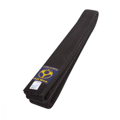 Kyokushin Master Black Belt. Cotton
