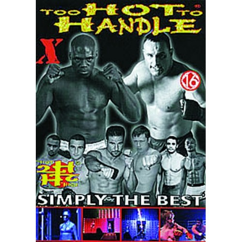 DVD : Too Hot To Handle 10