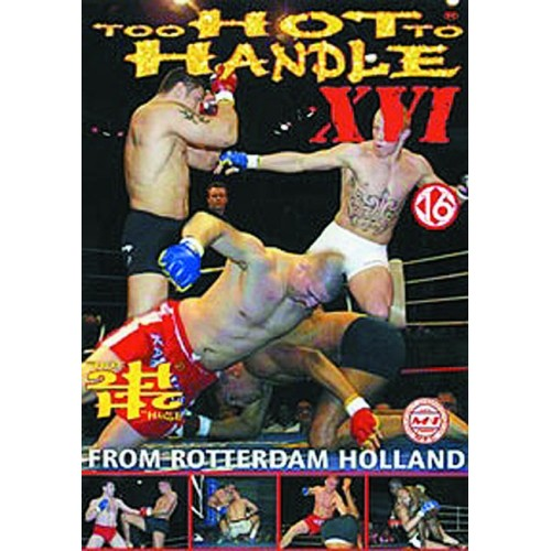 DVD : Too Hot To Handle 16