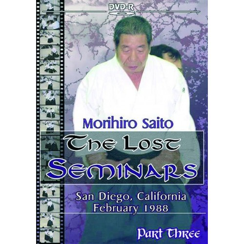 DVD : The Lost Seminars 3