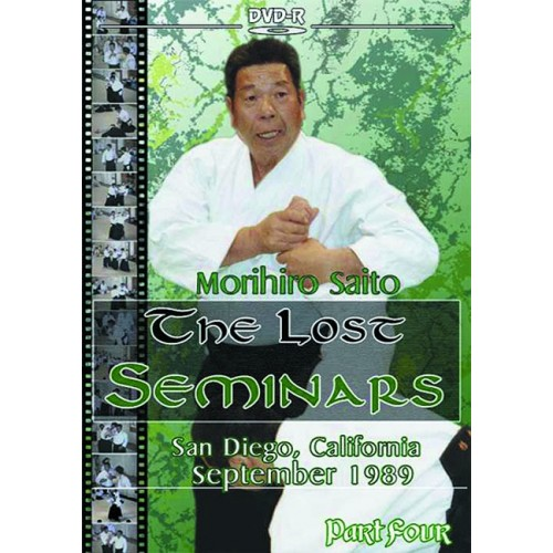 DVD : The Lost Seminars 4