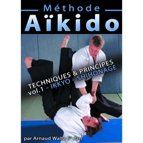 DVD : Aikido techniques & principes 1