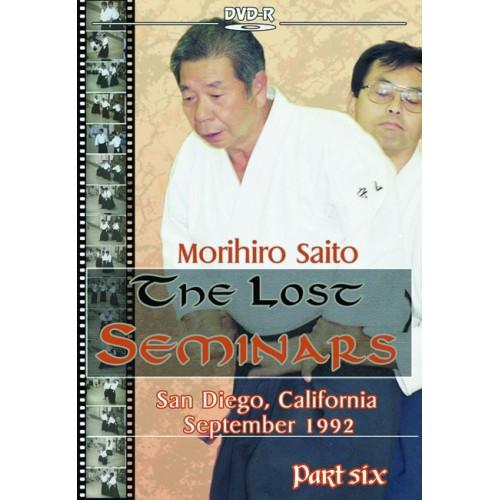 DVD : The Lost Seminars 6