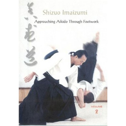 DVD : Aikido through Footwork 2