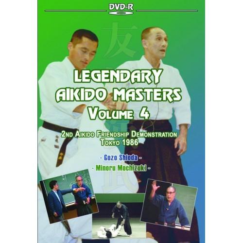 DVD : Legendary Aikido Masters 4