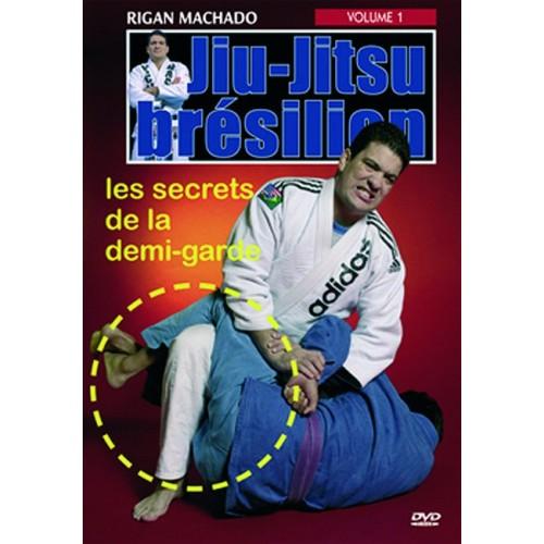 DVD : Brazilian Jiu Jitsu. Half Guard 1