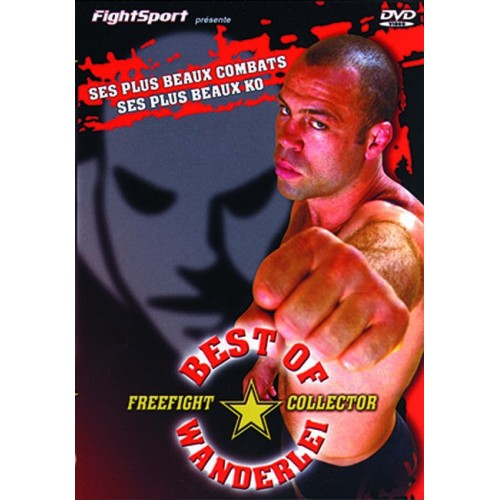 DVD : Best of Wanderlei