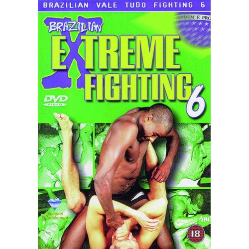 DVD : Brazilian Extreme Fighting 6