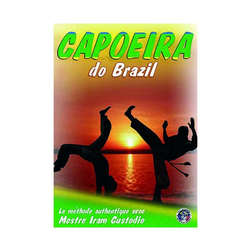 DVD : Capoeira do Brazil