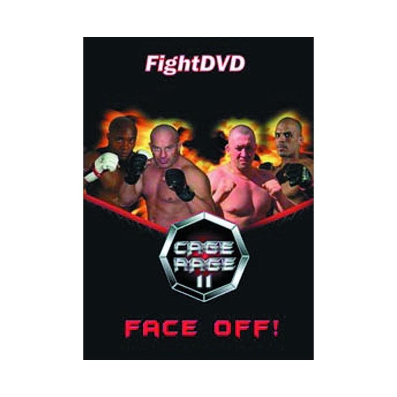 DVD : Cage Rage 11