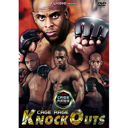 DVD : Cage Rage KnockOuts
