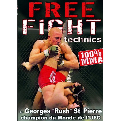 DVD : Free Fight technics