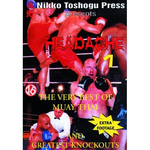 DVD : Headache 1. Muay Thai