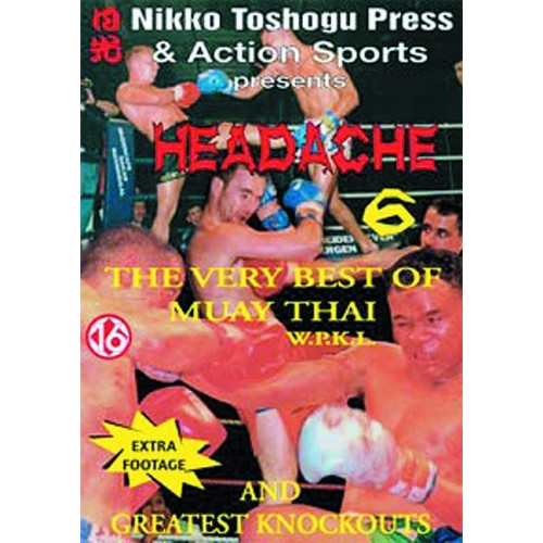 DVD : Headache 6. Muay Thai