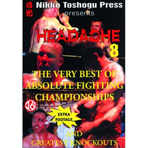 DVD : Headache 8. Absolute Fighting