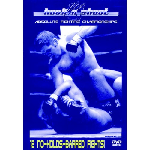 DVD : Hook'n Shoot. Absolute Fighting Championships 1