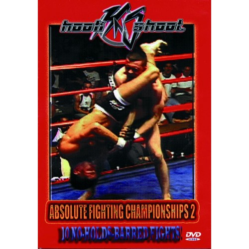 DVD : Hook'n Shoot. Absolute Fighting Championships 2
