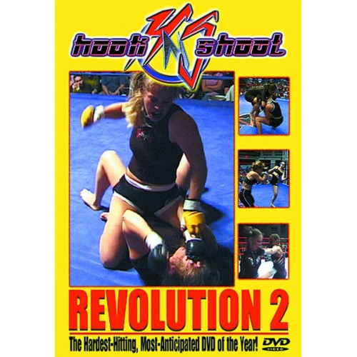 DVD : Hook'n Shoot. Revolution 2