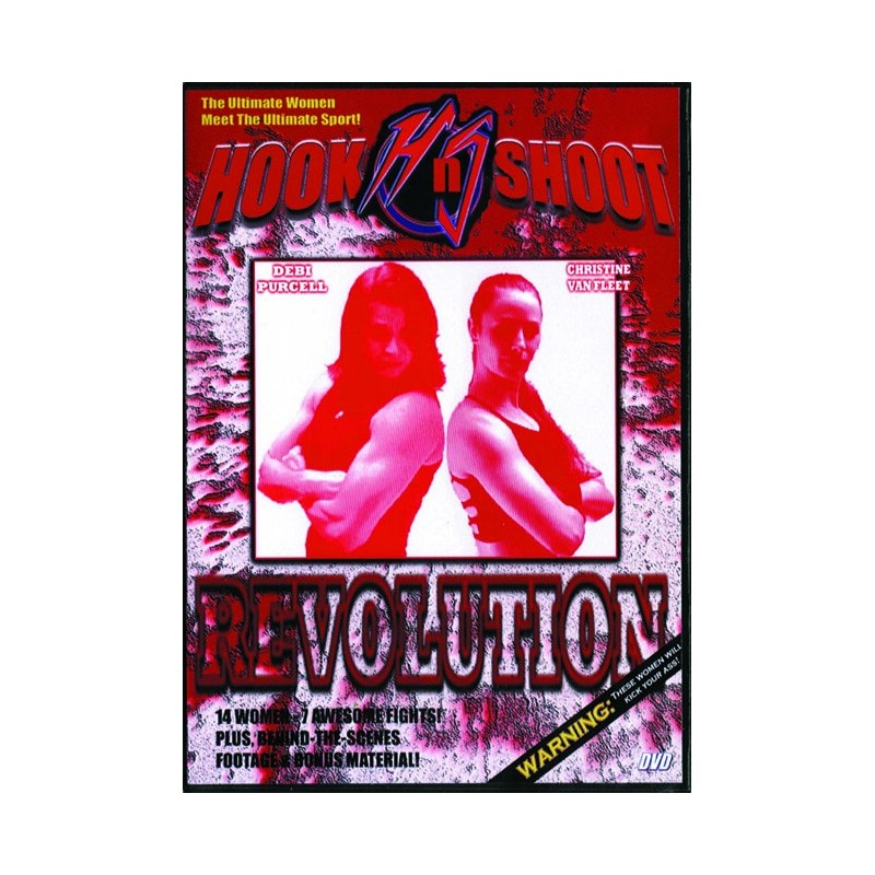 DVD : Hook'n Shoot. Revolution