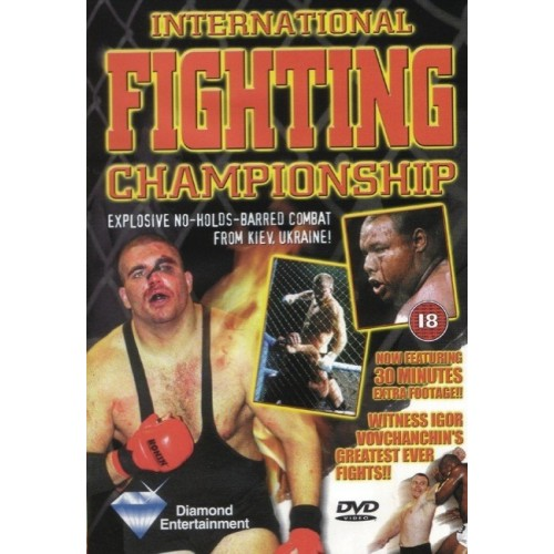 DVD : International Fighting Championship