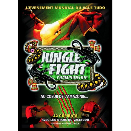 DVD : Jungle Fight Championship 1