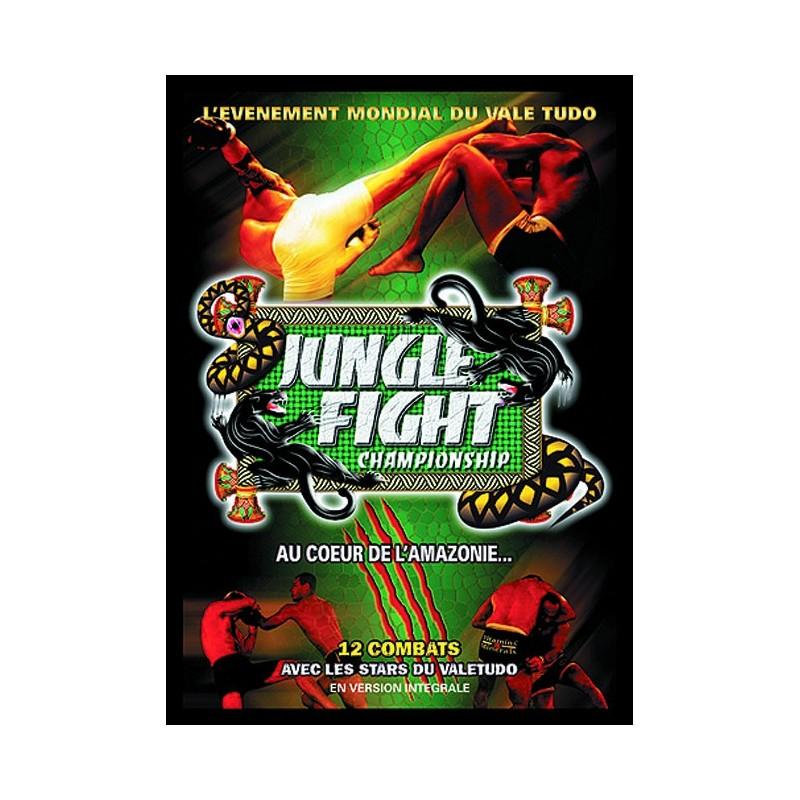 DVD : Jungle Fight Championship 1