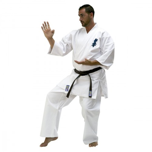 Karate Gi. Kyokushinkai. Entrenamiento. Algodón