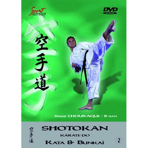 DVD : Shotokan Karate Kata & Bunkai 2