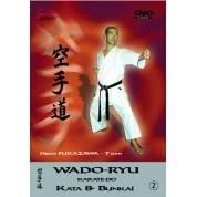 DVD : Wado Ryu Karate Kata & Bunkai 2