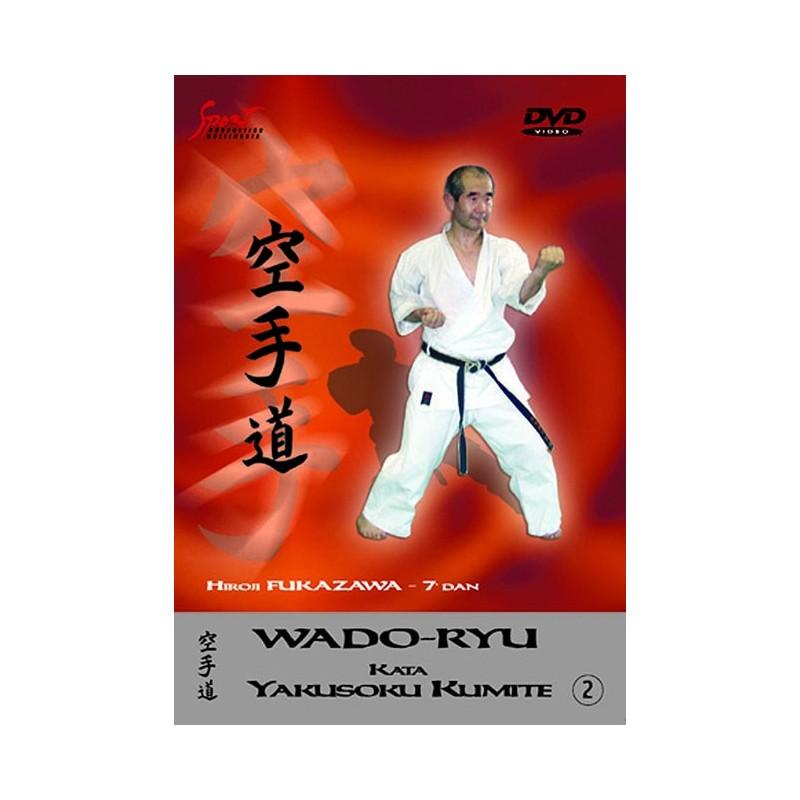 DVD : Wado Ryu Karate Kata & Bunkai 4