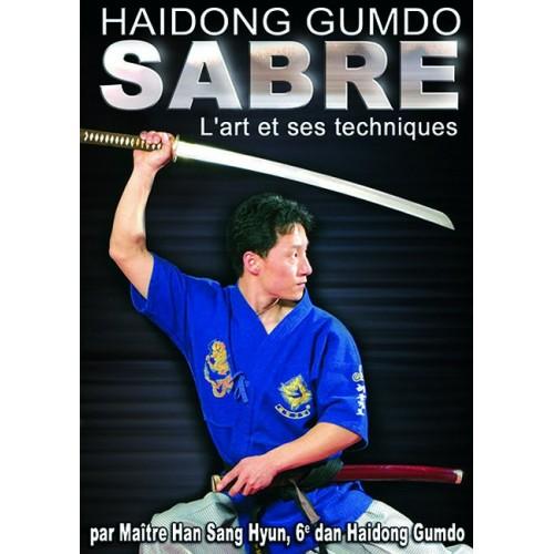 DVD : Haidong Gumdo Sabre