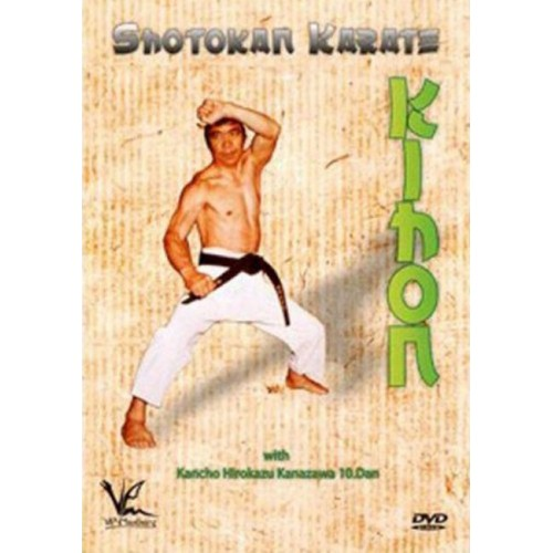 DVD : Shotokan Karate 1. Kihon