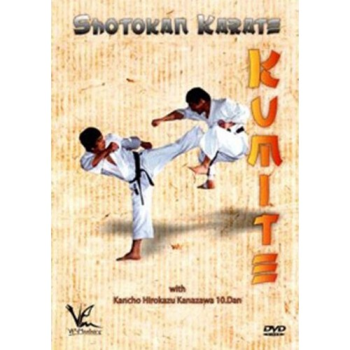 DVD : Shotokan Karate 3. Kumite
