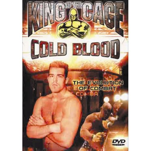 DVD : King of Cage. Cold Blood