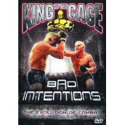 DVD : King of Cage. Bad Intentions