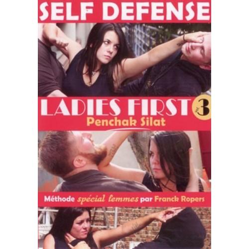 DVD : Ladies First 3. Penchak Silat