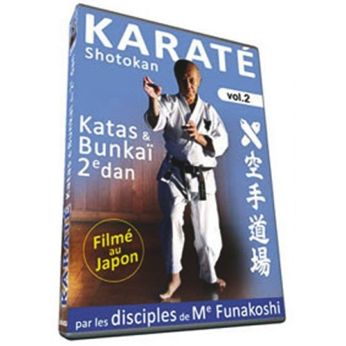 DVD : Karate Shotokan 2