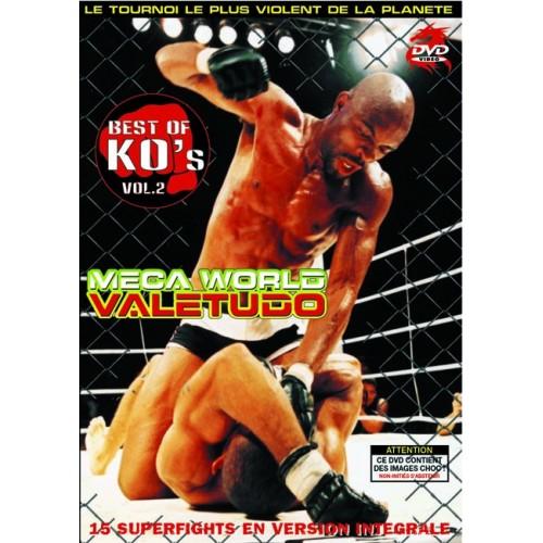 DVD : Meca World Vale Tudo 2
