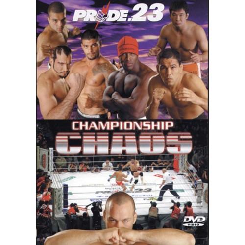 DVD : Pride FC 23