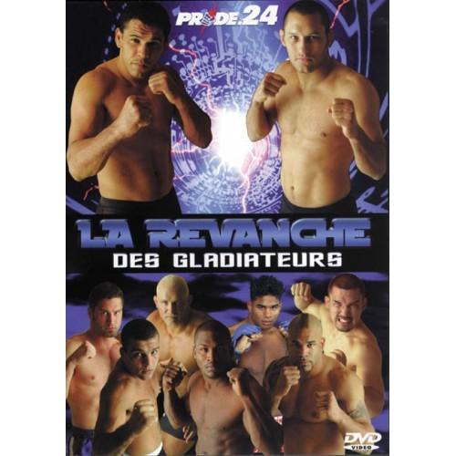 DVD : Pride FC 24