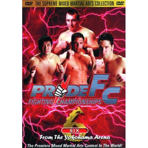 DVD : Pride FC 6
