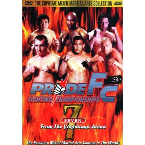 DVD : Pride FC 7