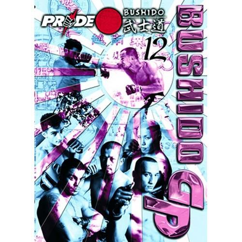 DVD : Pride Bushido 12
