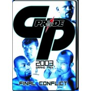 DVD : Pride GP 2003. Final
