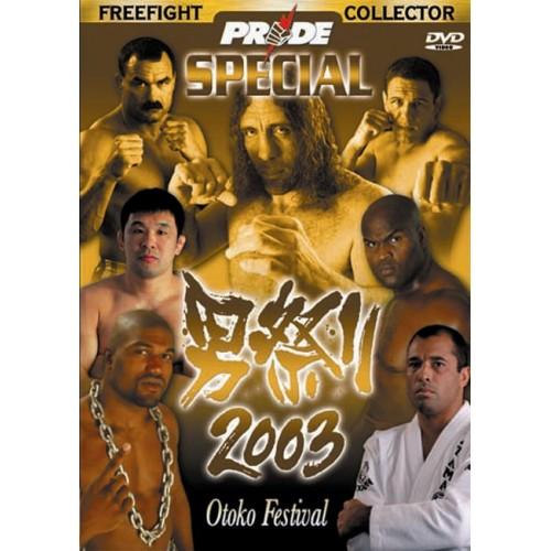 DVD : Pride GP Otoko Festival