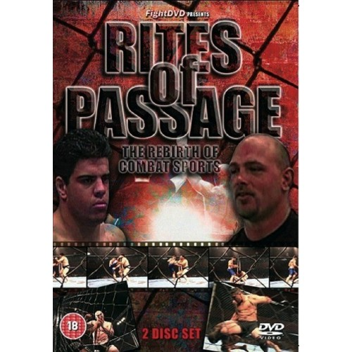 DVD : Rites of Passage