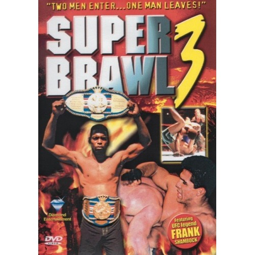 DVD : Super Brawl 3