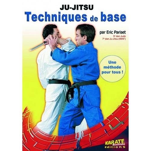 DVD : Ju Jitsu. Techniques de base