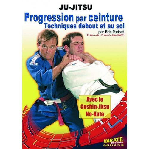 DVD : Ju Jitsu. Progression par ceinture